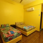 Double Single Beds Homestay